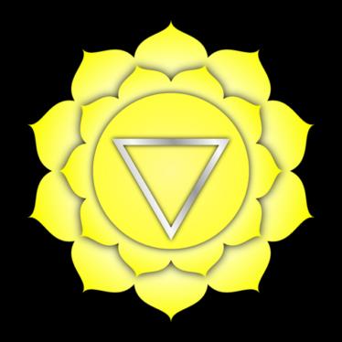 Soin énergétique pour le nettoyage, la guérison et l'alignement du chakra plexus solaire